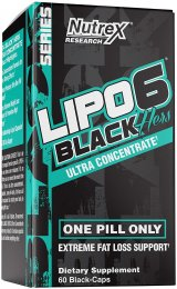 Lipo-6 Black Hers Ultra Concentrate USA