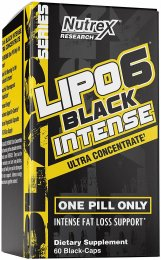 Lipo-6 Black Intense Ultra Concentrate INT