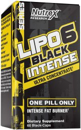 Lipo-6 Black Intense Ultra Concentrate USA