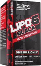 Lipo-6 Black UC (INT)