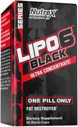 Lipo-6 Black UC USA