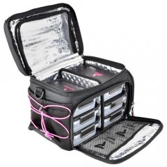 6 Meal Cooler Bag - Pink