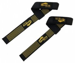 SF 24 Padded Nylon Weight Lifting Straps