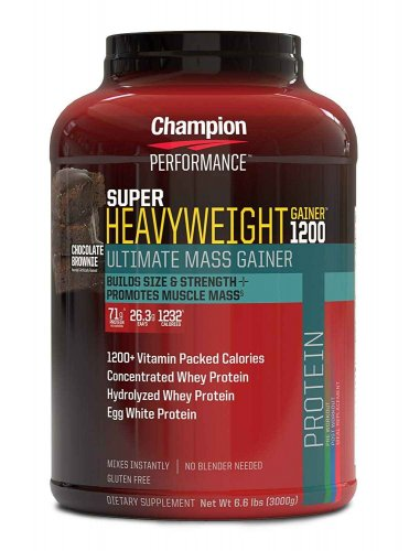 Heavyweight Gainer 1200