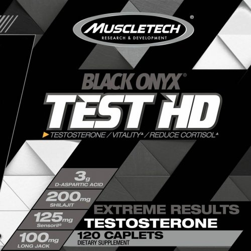 Test HD Black Onyx