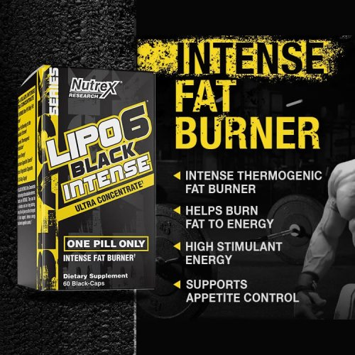 Lipo-6 Black Intense UC (USA)