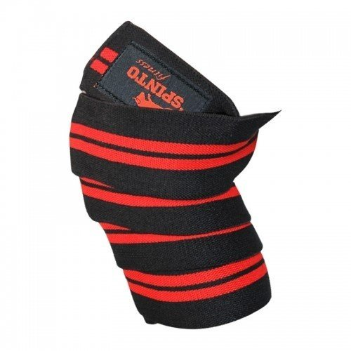 SF 105 Elastic Knee Wraps