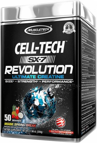 Cell-Tech SX-7 Revolution